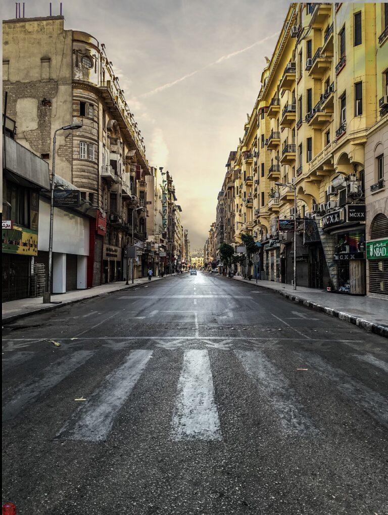 architecture, avenue, buildings